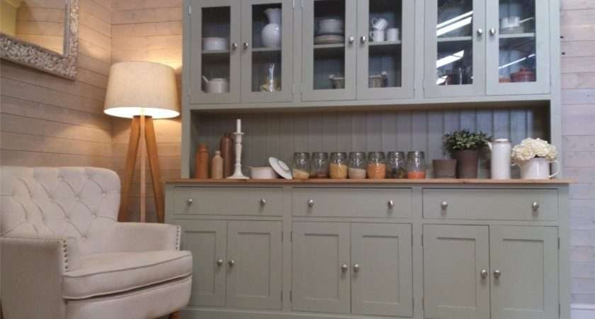 New Neptune Style Solid Pine Welsh Dresser Kitchen