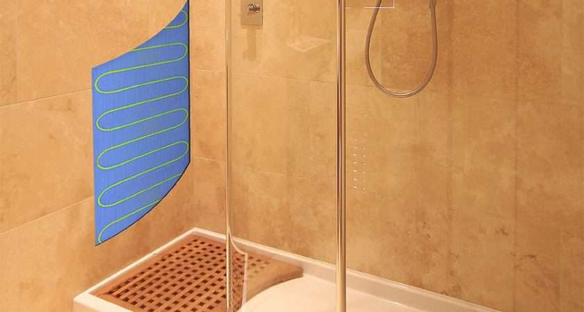 New Shower Tray Wall Heaters Thermonet
