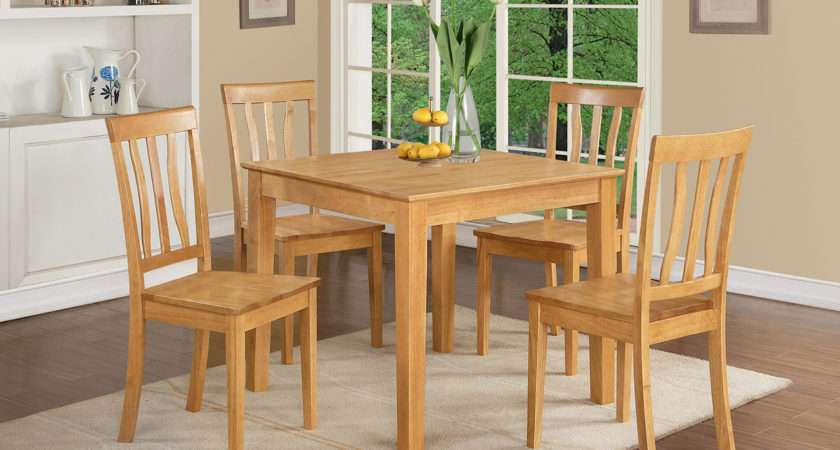 New Small Kitchen Table Chairs Sets