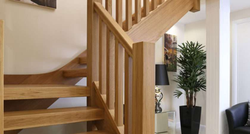 New Townsend Staircase Ultimate Modern Oak