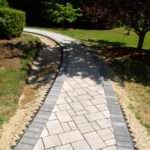 New Walkway Nottingham Labrie Property Maintenance