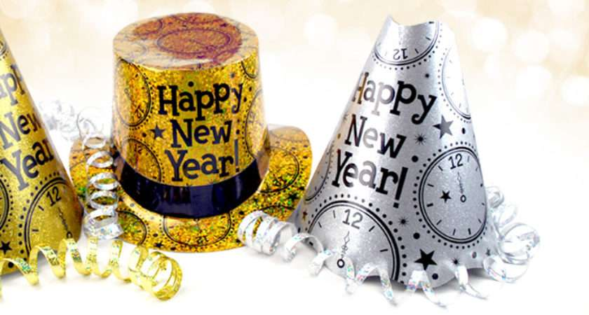 New Year Eve Party Supplies Delights