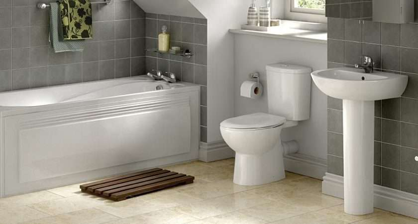 Newport Bathroom Suite Housetohome