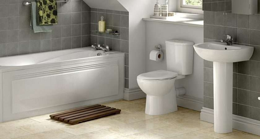 Newport Bathroom Suite Wickes