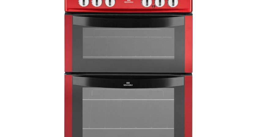 Newworld Etc Electric Cooker Red