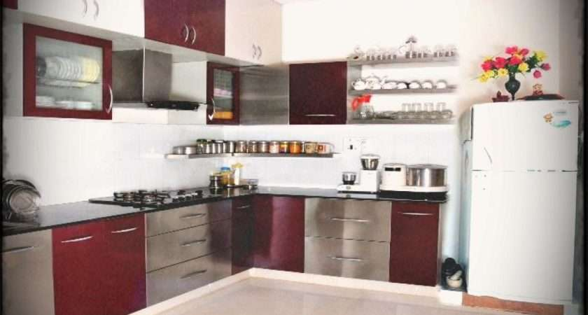 Nickbarron Latest Kitchen Designs India