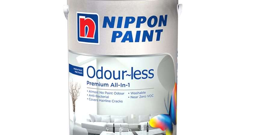 Nippon Paint Odour Less All Products