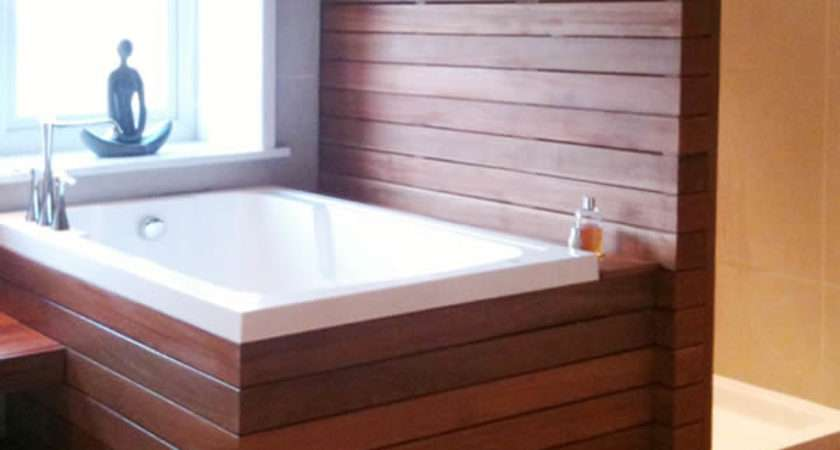 Nirvana Deep Soaking Bath Tub Space Saving