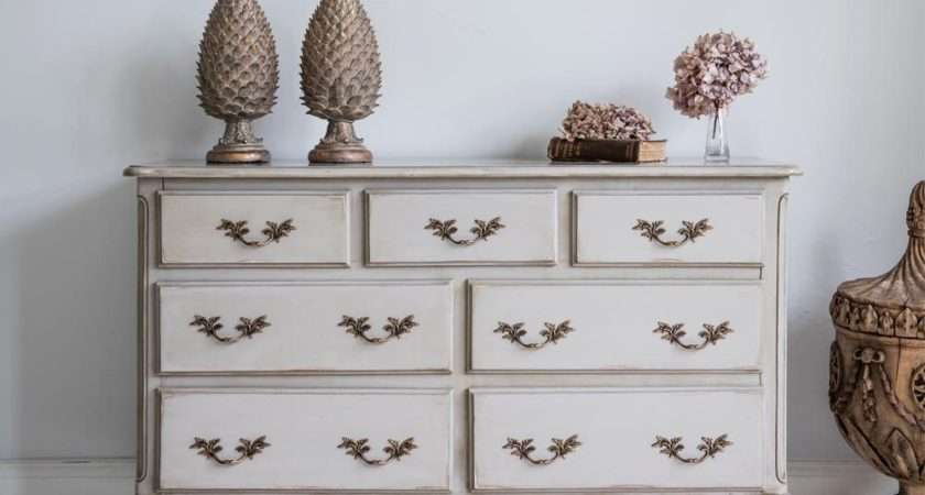 Normandy Drawer Shabby Chic Chest Drawers