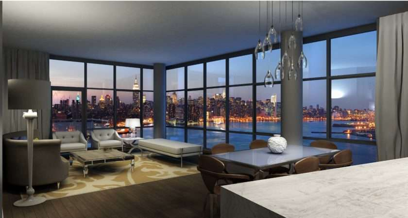 Northside Piers Tops Off Tower Two Its Luxury
