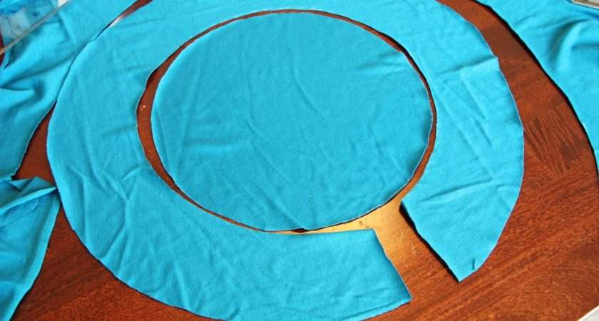 Now Make More These Circular Strips Fabric Making Total