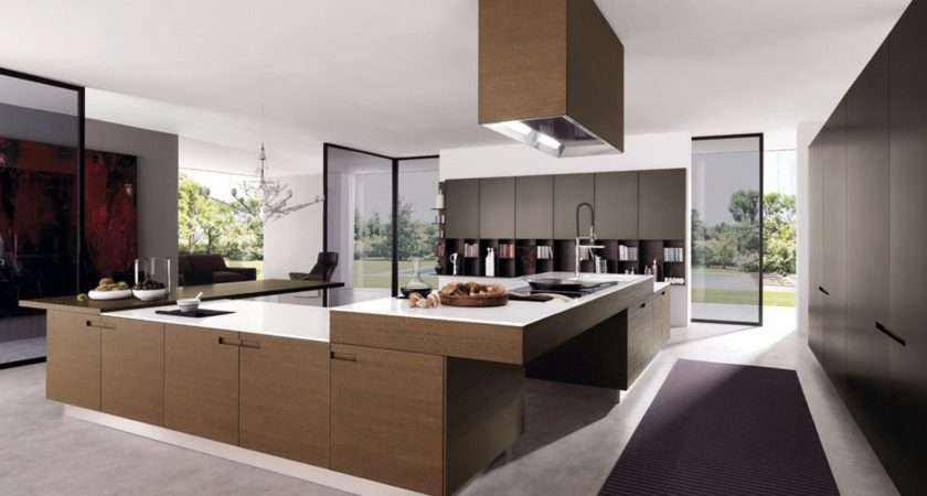 Now Want Spacious Kitchen Design Right One