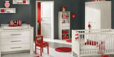 Nursery Baby Room Decorating Ideas Home