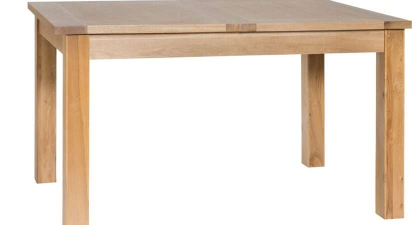 Oak Extending Dining Table Country Furniture Barn