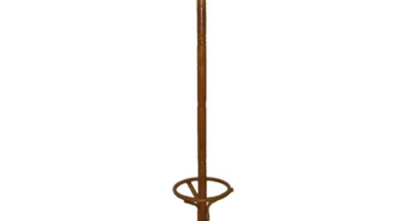 Oak Hooks Wooden Coat Hat Stand Umbrella Racks Ebay