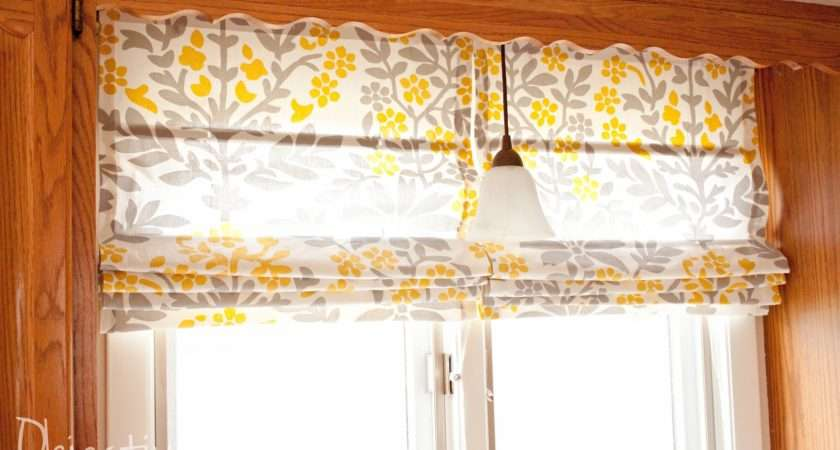 Objective Home Easy Sew Roman Shades