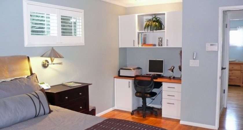 Office Nook Master Bedroom Home Ideas Pinterest