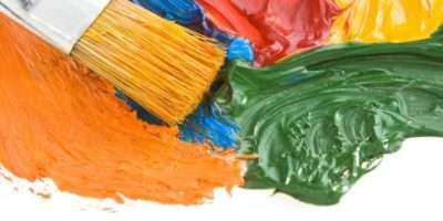 Oil Based Paint Takes Longer Dry Than Water