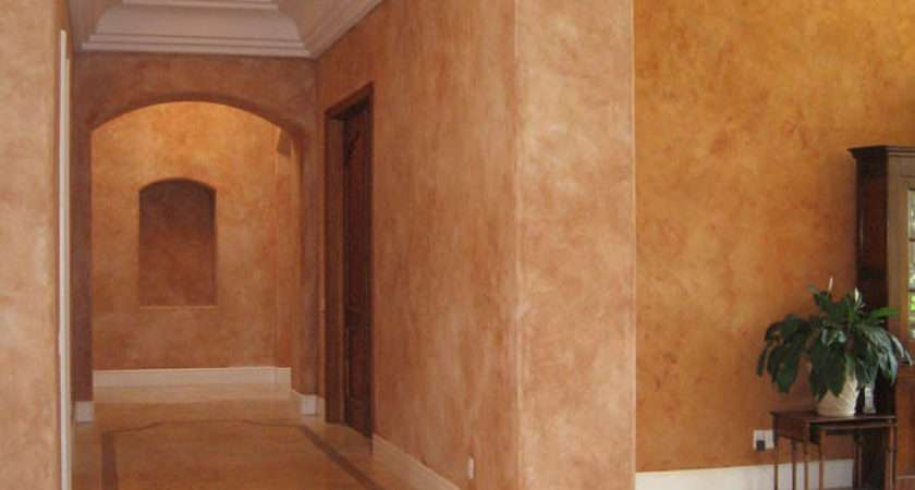 Old World Look Dining Room Plaster Fabulously Finished
