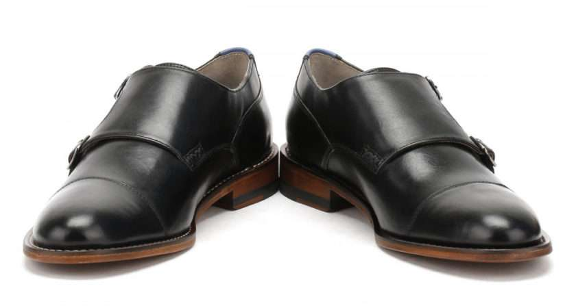 Oliver Sweeney Mens Black Marston Shoes Marstonblk Tower