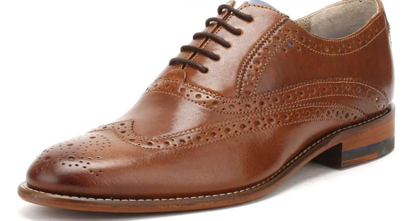 Oliver Sweeney Mens Cognac Fellbeck Shoes Fellbeckcog
