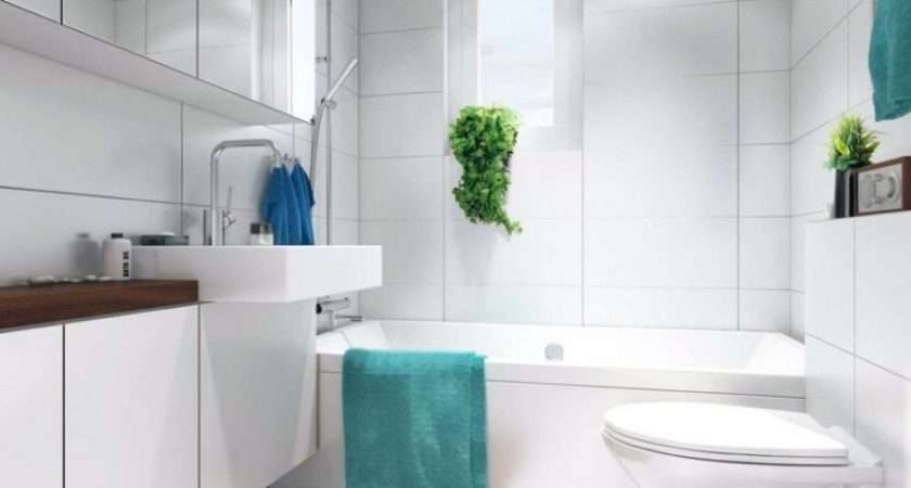 Optimal Usage Space Items Small Bathroom Ideas