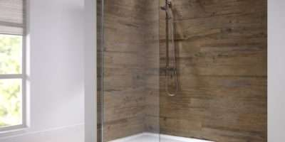 Orca Wet Room Shower Screens Framless Walk