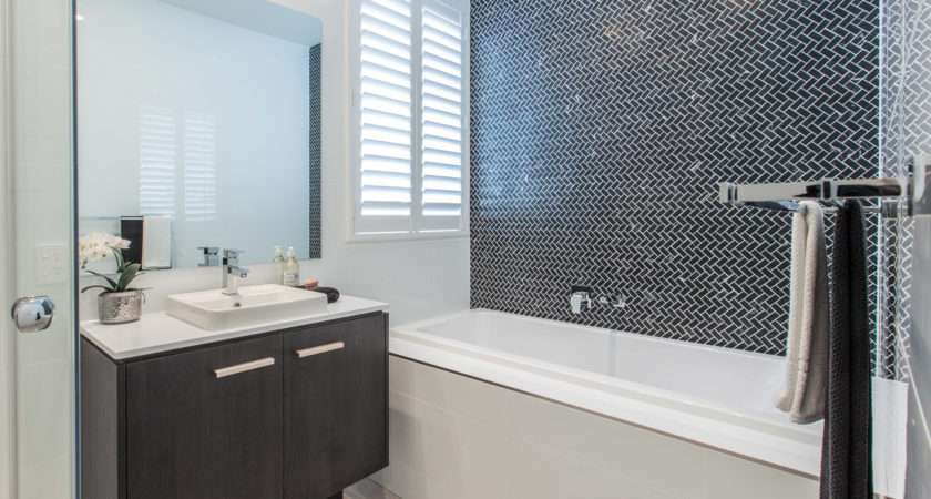 Ore Tips Selecting Bathroom Feature Wall Life