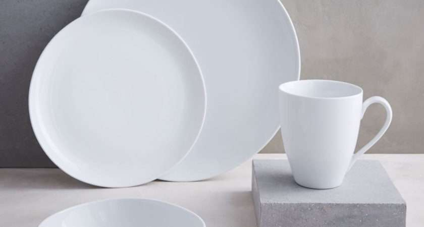 Organic Shaped Dinnerware West Elm