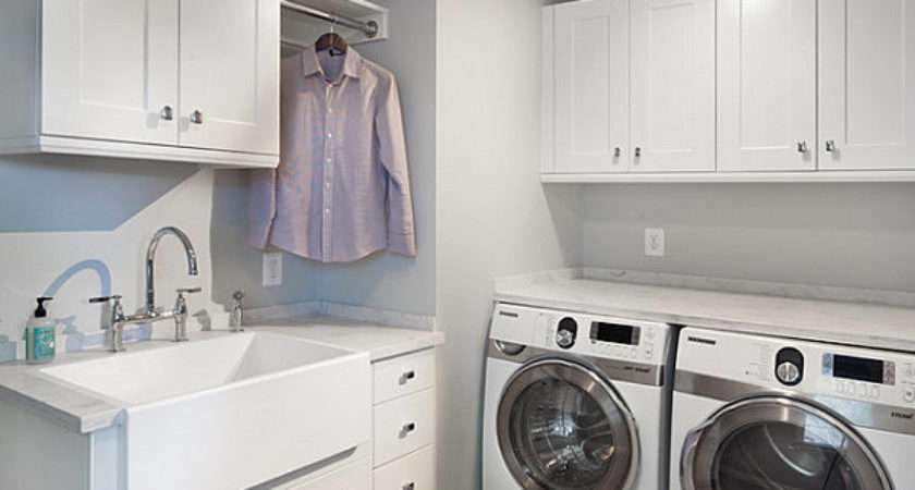Organize Your Laundry Room Style