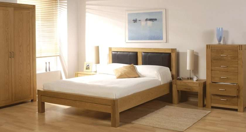 Orly Oak Leather Bed Frame Queen Review Compare