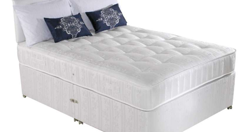 Ortho Pocket Sprung Edge Divan Bed Next Day Select