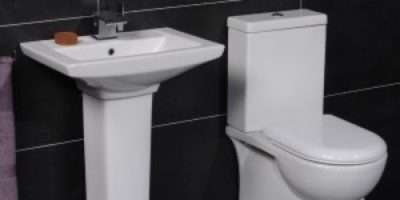 Oslo Toilet Basin Set
