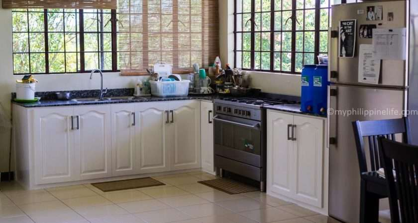 Our Philippine House Project Kitchen Cabinets