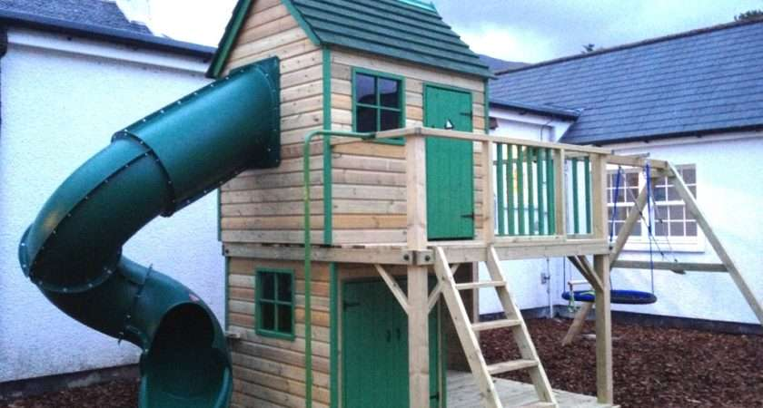 Our Playhouses Forest Mega Most Popular Childrens Wooden