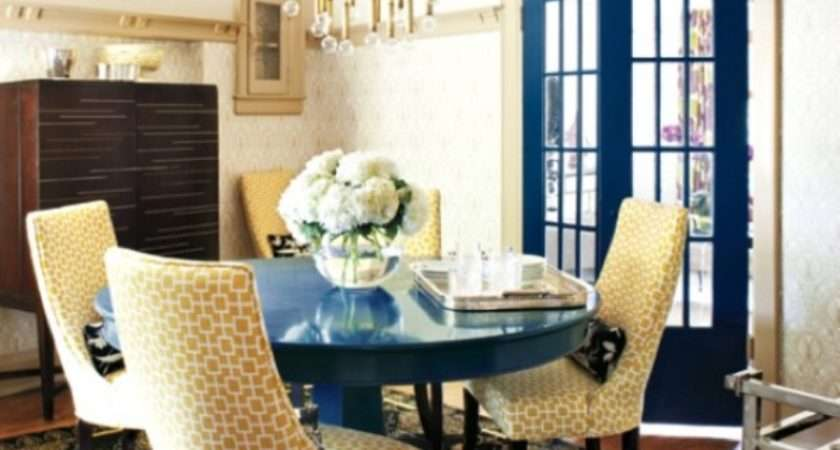Out Appetizing Highlight Your Room Painted Royal Blue Doors