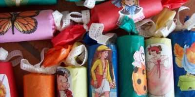 Out World Make Your Own Christmas Crackers