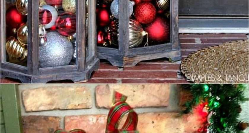 Outdoor Christmas Decorations Ideas Loccie Better Homes
