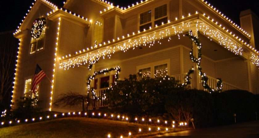 Outdoor Christmas Decorations Plus Lights