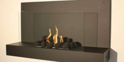 Outdoor Fires Garden Ethanol Fireplaces Contemporary