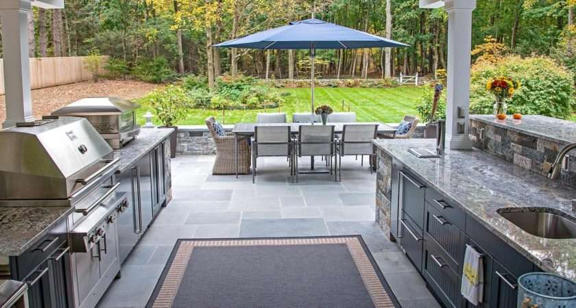 Outdoor Kitchen Ideas Upgrade Your Barbecue Area