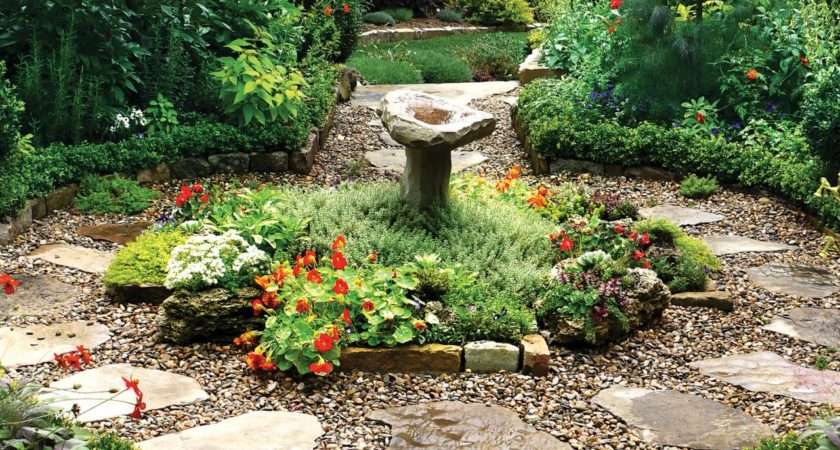 Outdoor Patio Ideas Pinterest Pea Gravel