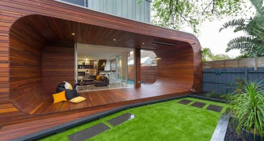 Outstanding Contemporary Porch Designs Your New