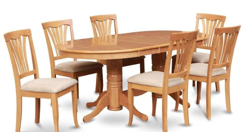 Oval Dining Table Chairs Marceladick