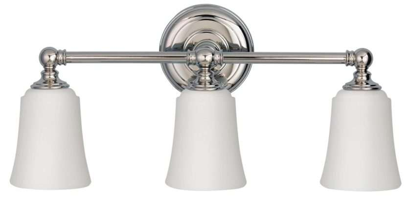 Over Bathroom Mirror Wall Light Fitting Period