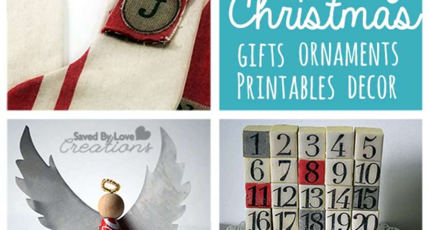 Over Best Diy Christmas Decor Gifts Make