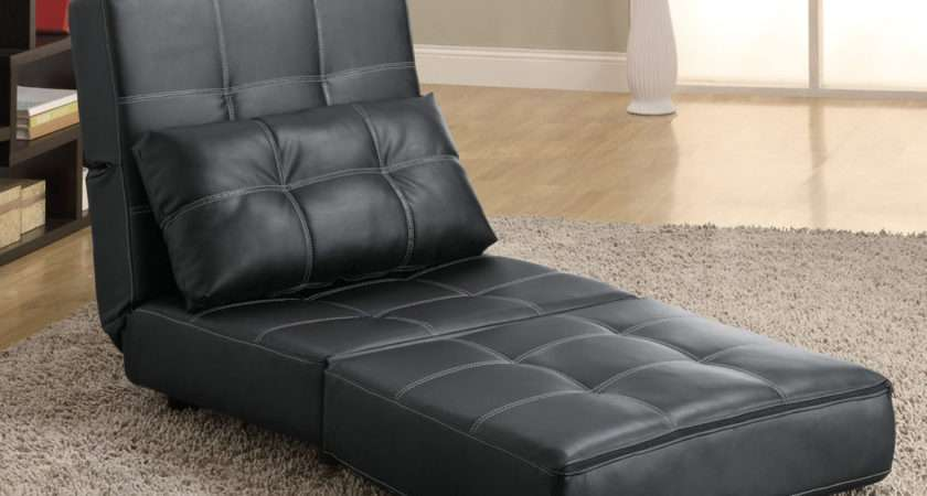 Oversized Foam Chair Fold Out Bed Benefits Using