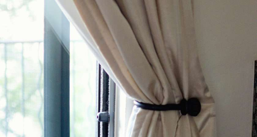 Pack Window Curtain Tieback Drape Drapery Holdback