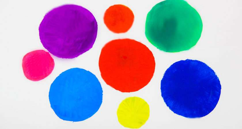 Paint Circles Steps Wikihow