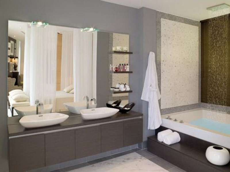 Paint Colors Bathrooms Popular Small